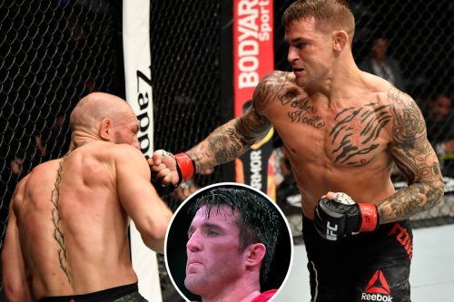 Conor McGregor QUIT in UFC rematch with Poirier after going 'into panic mode'