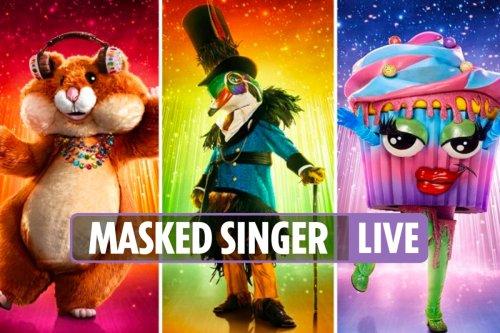 Jester to make debut on Masked Singer tonight after Cupcake revealed