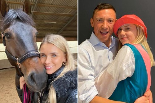 Dortmund star Marco Reus' wife Scarlett and Frankie Dettori's daughter to race against each other at Glorious Goodwood