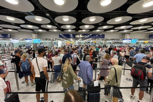 Brits face holiday chaos as union bosses wage war against plans to end pingdemic