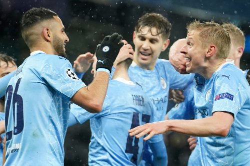 Man City stars could scoop up to to £1m each if they win Champions League final