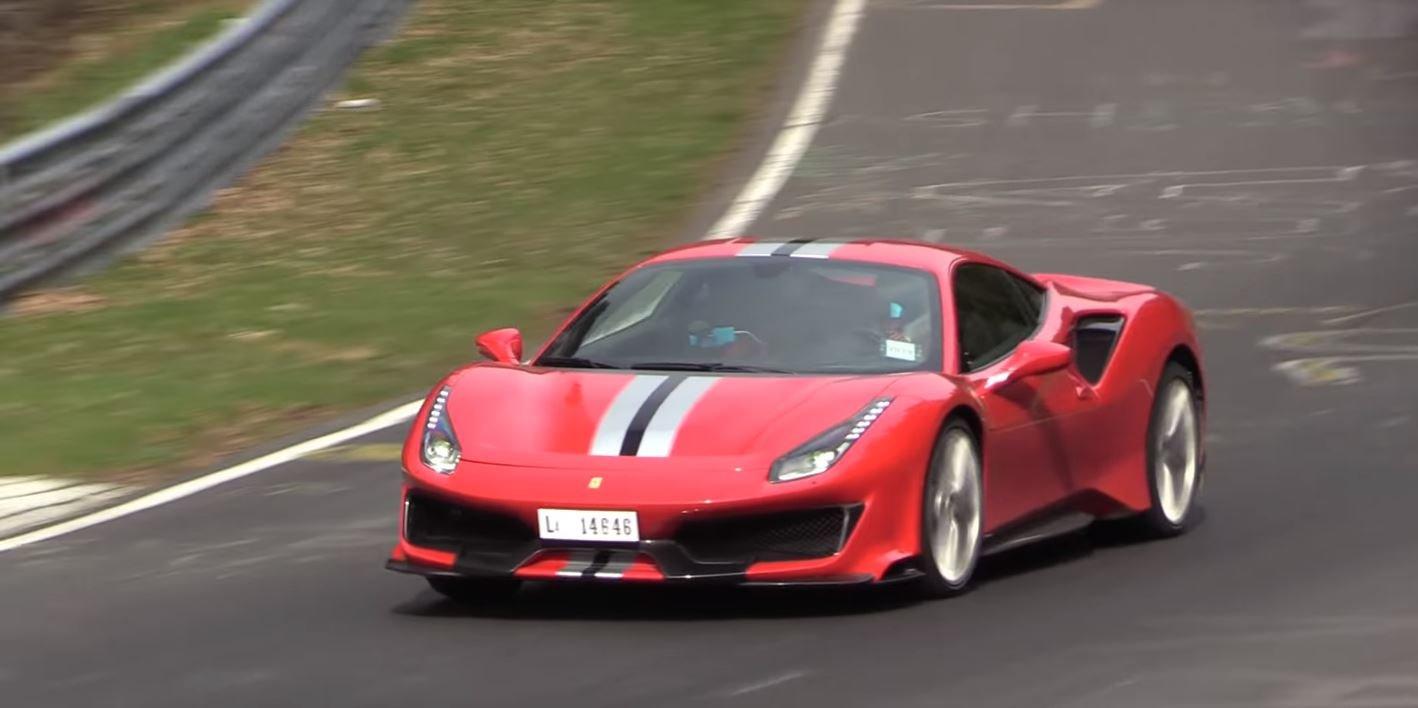5 Fastest Italian V8-Powered Sports Cars Vs 5 American V8 Muscle Cars