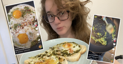 Are the TikTok pesto eggs really as good as they look? I tried them to find out