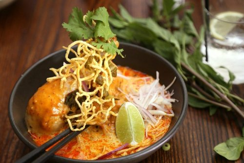 The most popular Northern Thai dishes