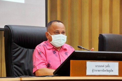 Phuket tightens restrictions: No parties, no visits from friends