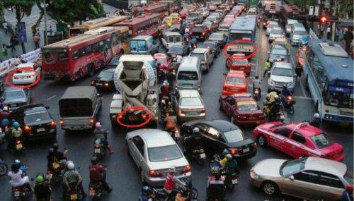 Songkran's 7 dangerous days: 2,365 road accidents, 277 deaths