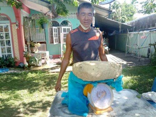 "Phuket man finds 30 million baht surprise on beach: ""whale poop"""