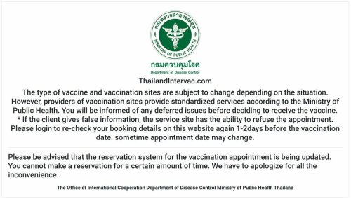 Site launched for June 14 vaccine signup for all foreigners