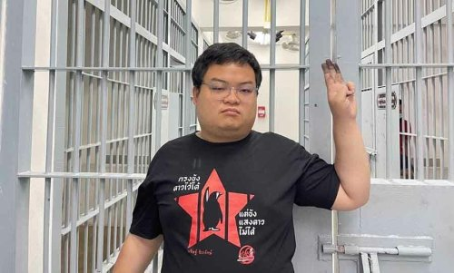 """""""Penguin"""" publishes letter 1 day after being granted bail, says hunger strike is over"""