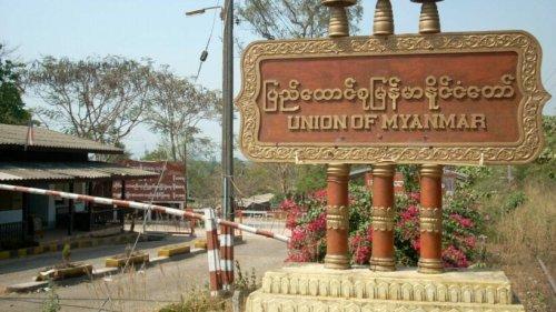 Border between Kanchanaburi and Myanmar closed until…