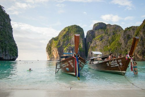 Top 5 secret islands and beaches in Thailand