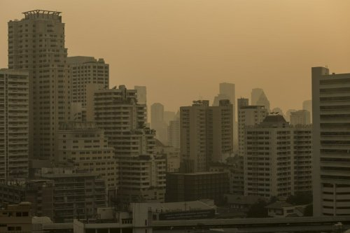 Bangkok and surrounding provinces warned to prepare for dust pollution | Thaiger