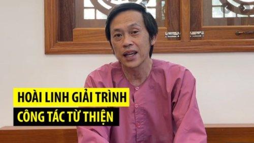 Hoài Linh giải trình về số tiền 14 tỷ ủng hộ miền Trung mới nhất - Thể thao 99