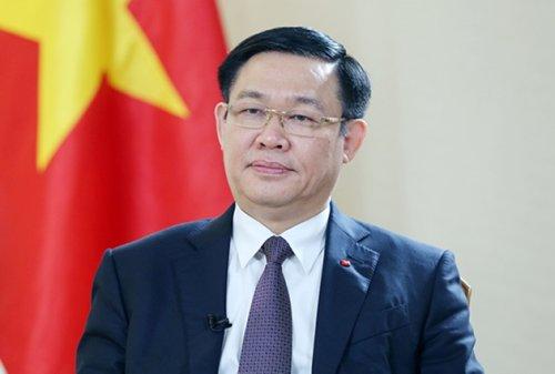 Ông Vương Đình Huệ làm Chủ tịch Quốc hội - Thể thao 99