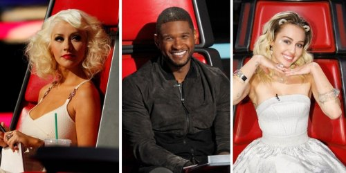 'The Voice' Judges Ranked By Net Worth
