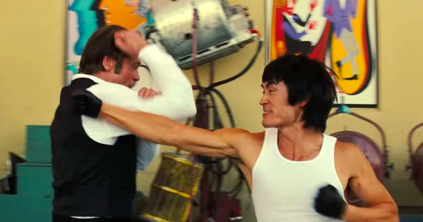 Here's What Really Happened When Bruce Lee Fought A Stuntman In Hollywood