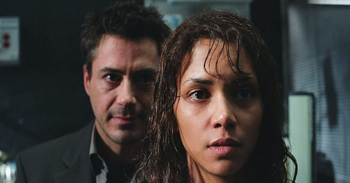 Here's Why Halle Berry Is Very Angry With Robert Downey Jr.