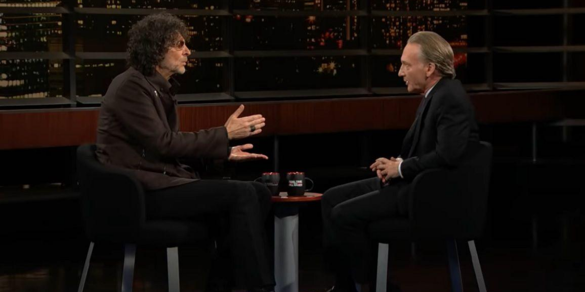 Howard Stern And Bill Maher Completely Disagree About Marriage