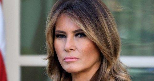 Twitter Trolls Melania Trump For Calling Donald Trump 'President'