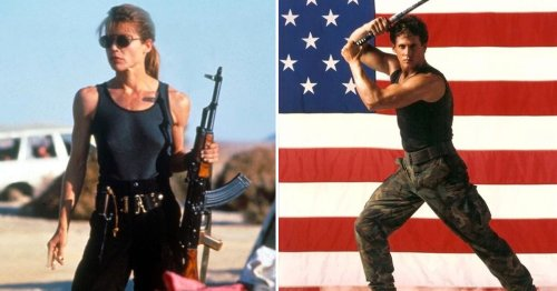 10 Forgotten Action Stars Of The '90s (& Where They Are Today)