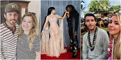 Cardi B & 9 Other Celebs Who Filed For Divorce In 2020