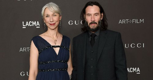 An Inside Look At Keanu Reeves And Alexandra Grant's Relationship