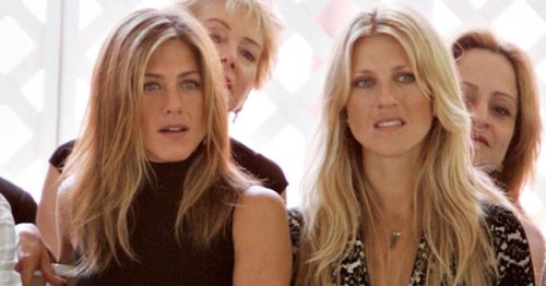 Jennifer Aniston Reveals Matching Tattoo With Her BFF Andrea Bendewald