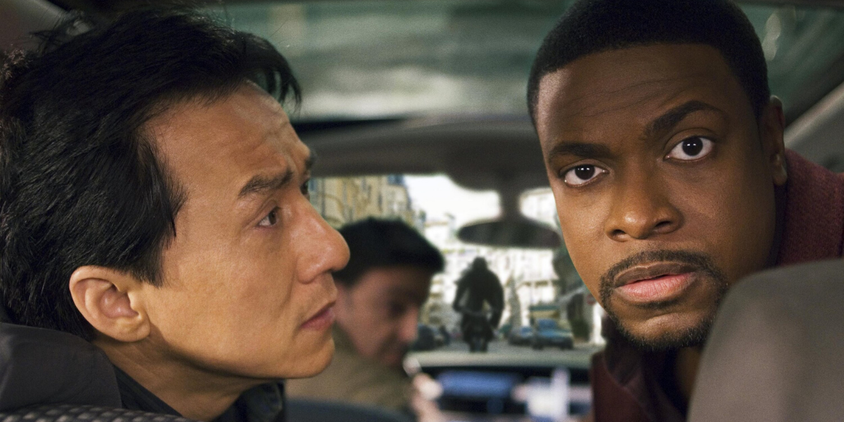 Chris Tucker Didn't Make A Good First Impression On Jackie Chan