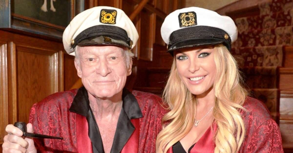 Who Is Hugh Hefner's Widow Crystal And What Is She Up To These Days