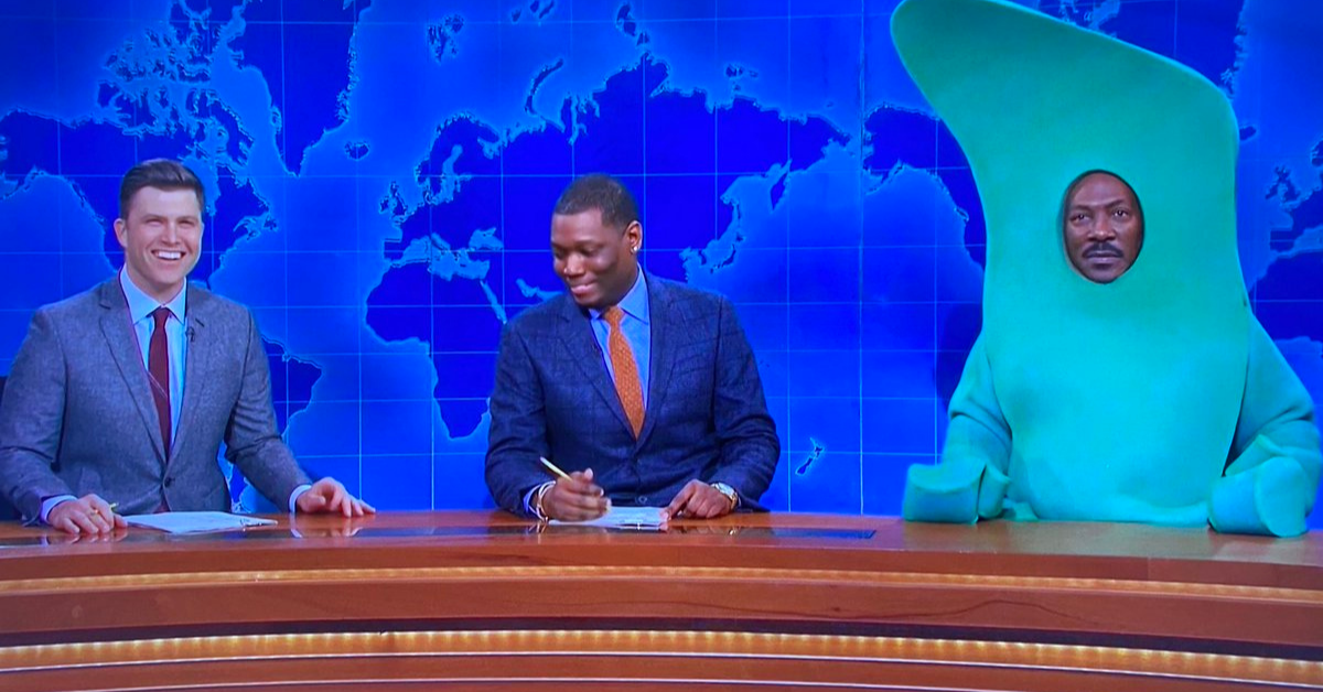 The Reason Michael Che Was Terrified To Work With Eddie Murphy On SNL