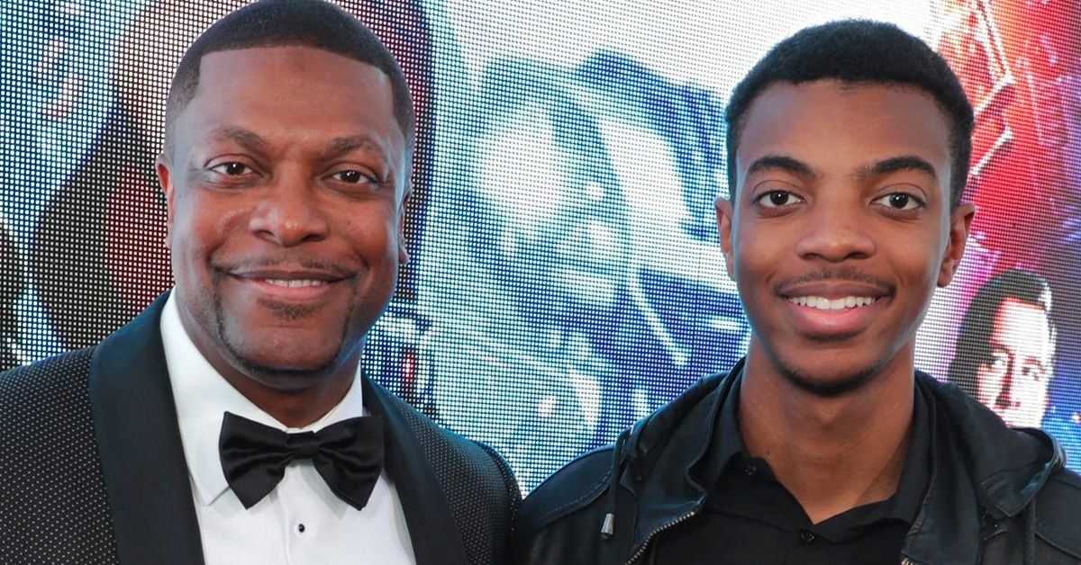 Is Destin Christopher Tucker Following In His Dad, Chris Tucker's Footsteps?