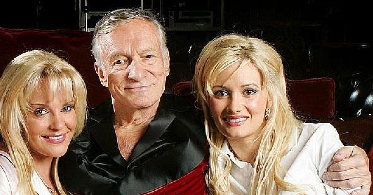 The Real Reason Why Holly Madison And Hugh Hefner Never Had Kids