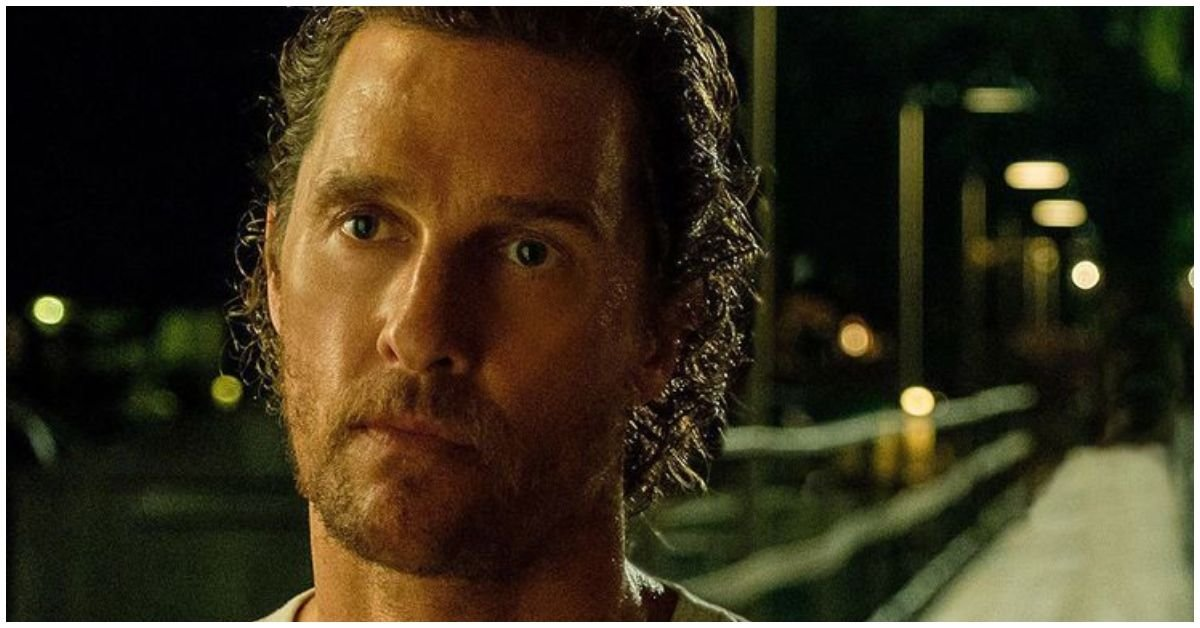Which Major Star Had A Bad Time Kissing Matthew McConaughey On Camera?