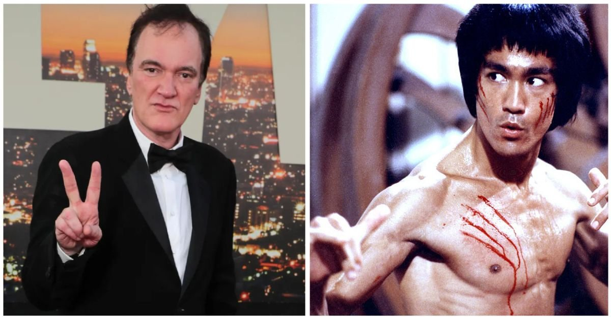This Is What Quentin Tarantino Really Thinks About Bruce Lee