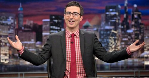 Last Week Tonight With John Oliver: All About How The Show Is Filmed