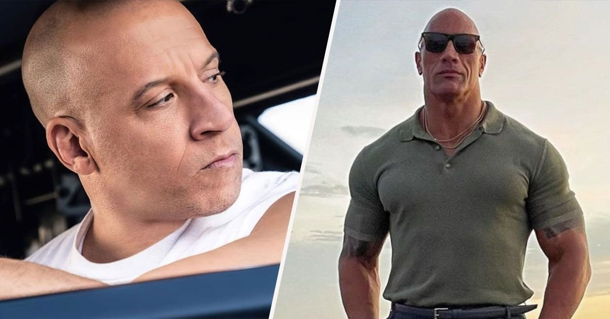 Fans React As Dwayne Johnson Drags Vin Diesel And The 'Fast And Furious' Franchise