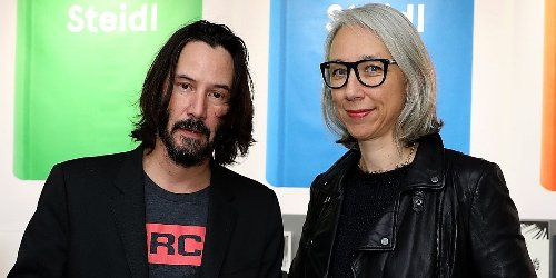 Fans Forgot All About Keanu Reeves' Project With Alexandra Grant