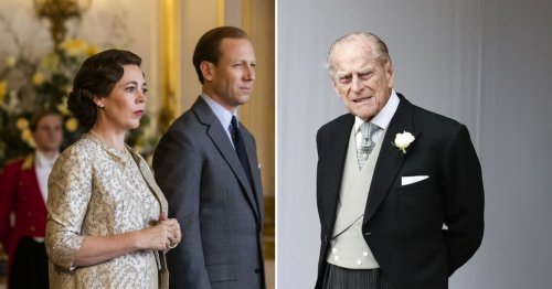 'The Crown' Fans Mourn Prince Philip's Death