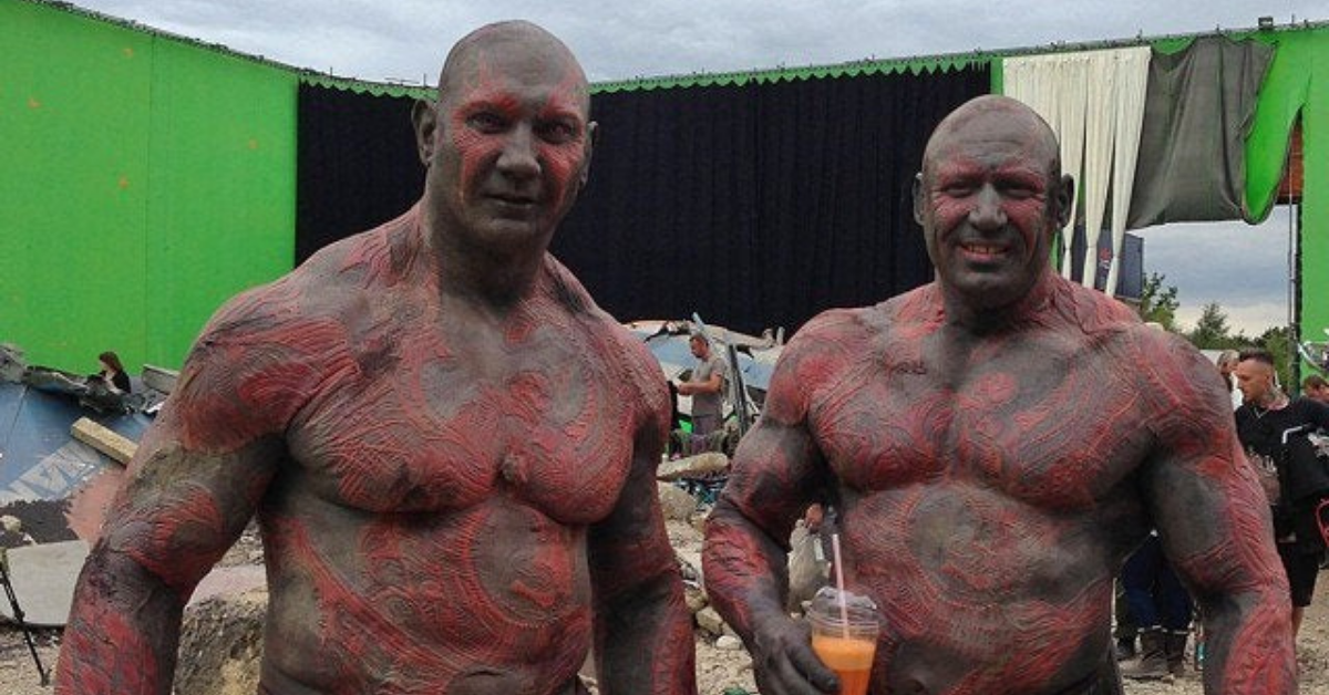 Does Dave Bautista Perform His Own Stunts?