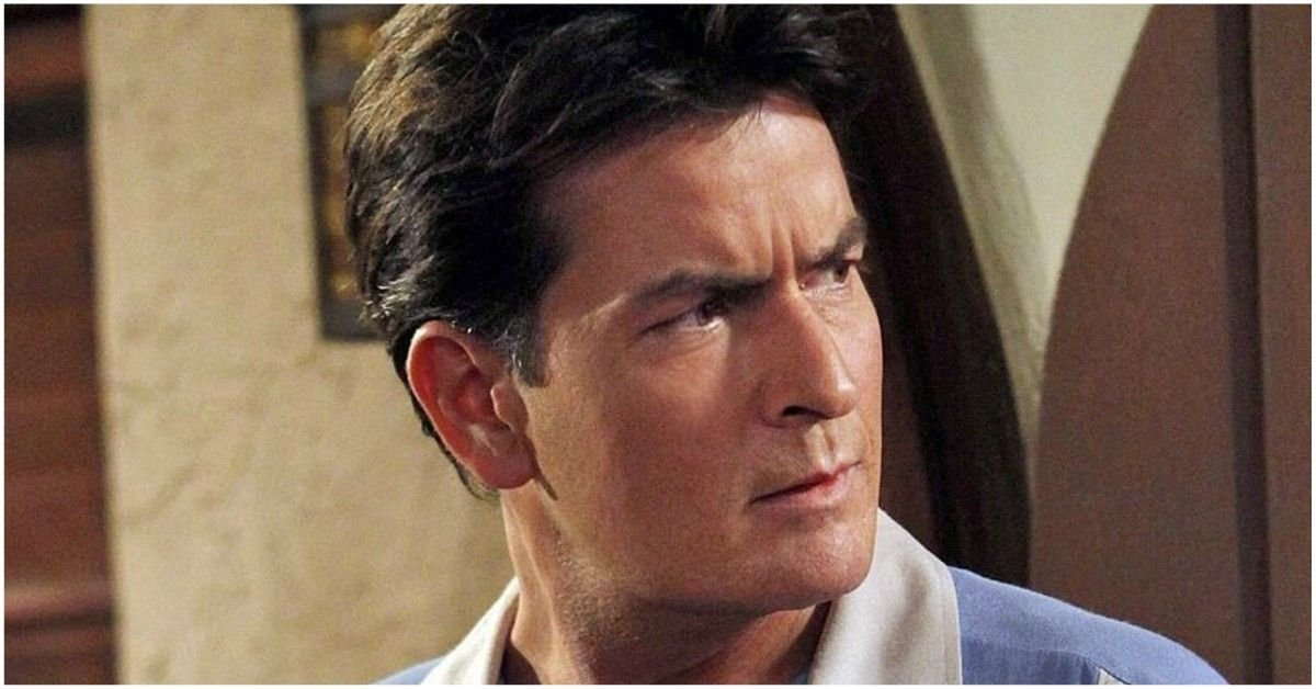 Which Former Teen Star Refused To Kiss Charlie Sheen?