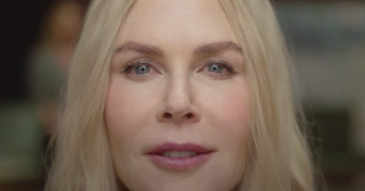 The Moment Fans Started Noticing Nicole Kidman's Changing Face