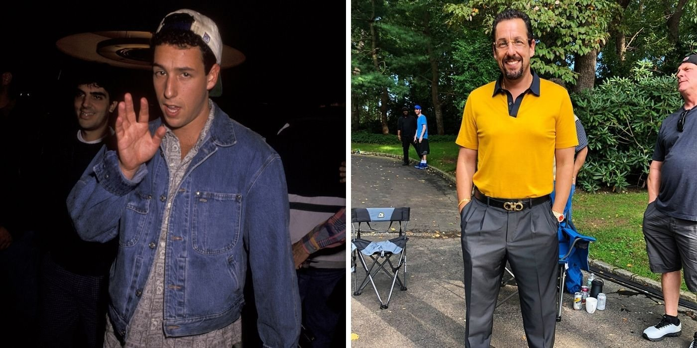 Why Fans Think Adam Sandler Is One Of The Most Genuine Actors In Hollywood