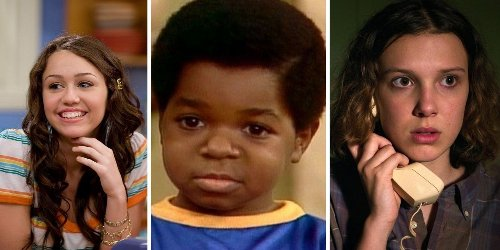 The 10 Highest Paid TV Child Actors Of All Time