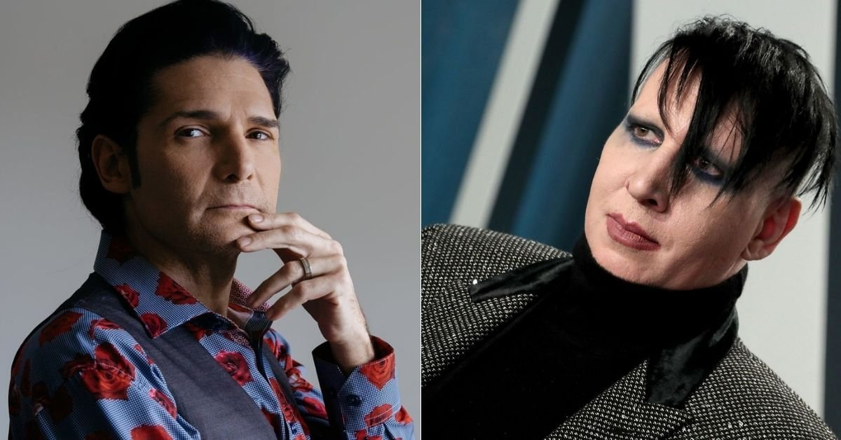 Corey Feldman Fans Send Their Love After He Accuses Marilyn Manson Of Abuse