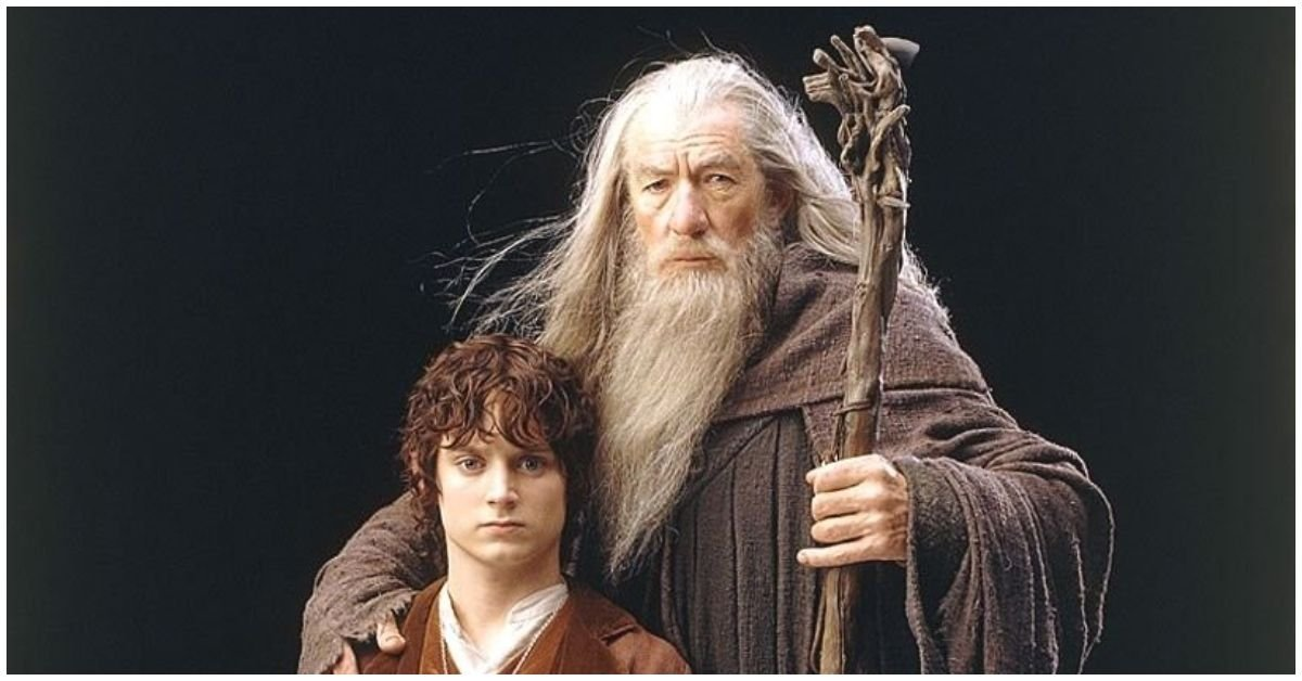 The Truth About Casting Elijah Wood And Sir Ian McKellen In 'Lord Of The Rings'