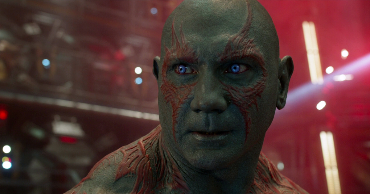 Is Dave Bautista Really Leaving The 'Guardians Of The Galaxy' Franchise?