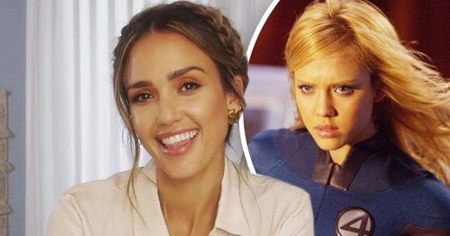 What Has Jessica Alba Been Up To Since 'Fantastic Four'?