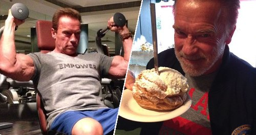 12 Things Arnold Schwarzenegger Does To Stay In Shape At 72