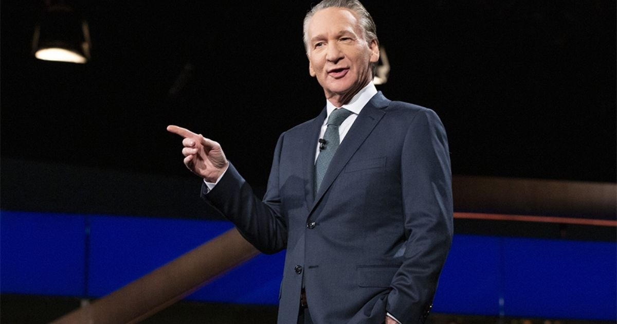 Bill Maher's Latest Monologue Pulls No Punches On Trump And Biden