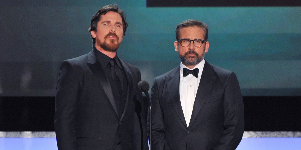 Why Steve Carell Was Nervous To Work With Christian Bale